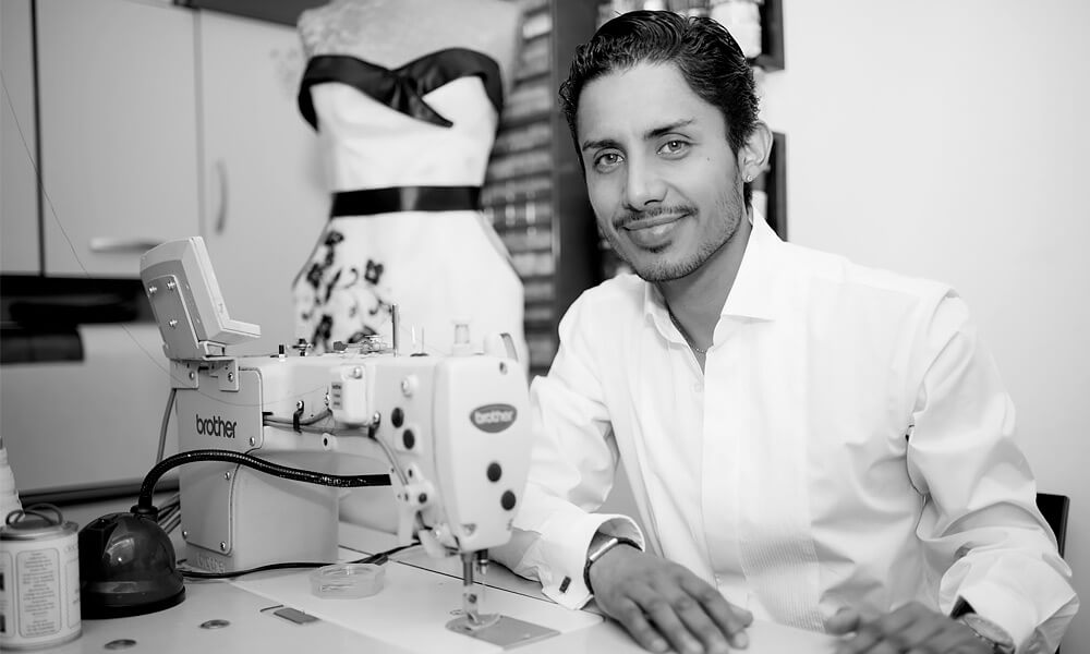 Diseñador de Modas Mexicano Santiago Lomelli