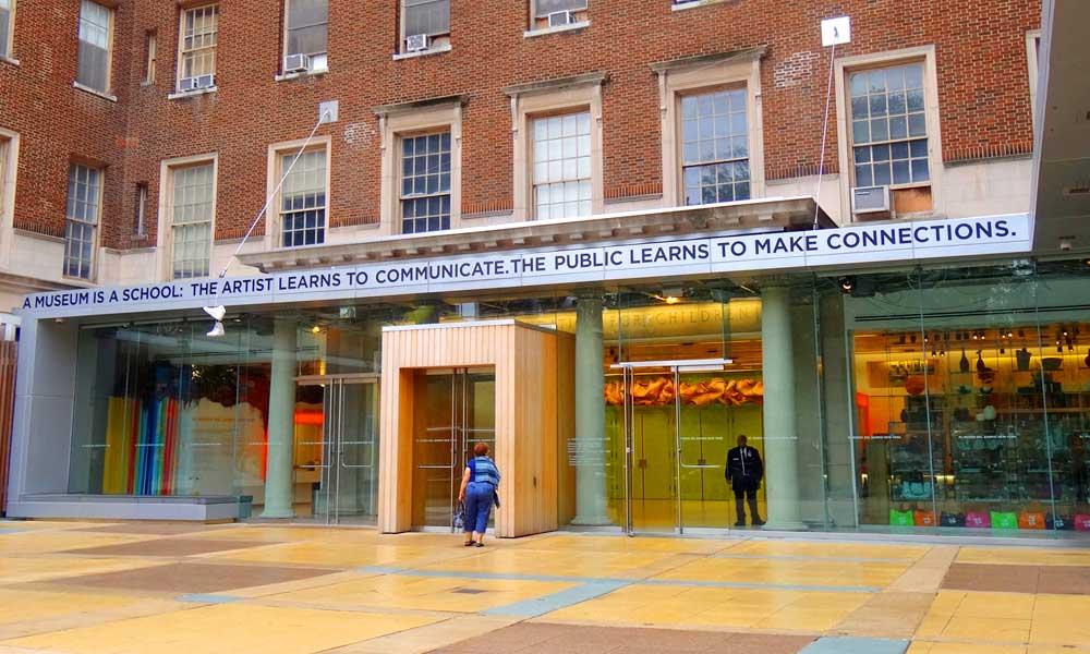 Fachada Museo del Barrio Nueva York
