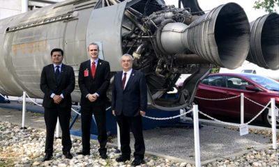 Mexicanos Lanzarán el Primer Nanosatélite con Ayuda de la NASA