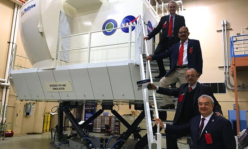 Mexicanos Lanzarán el Primer Nanosatélite con apoyo de la NASA