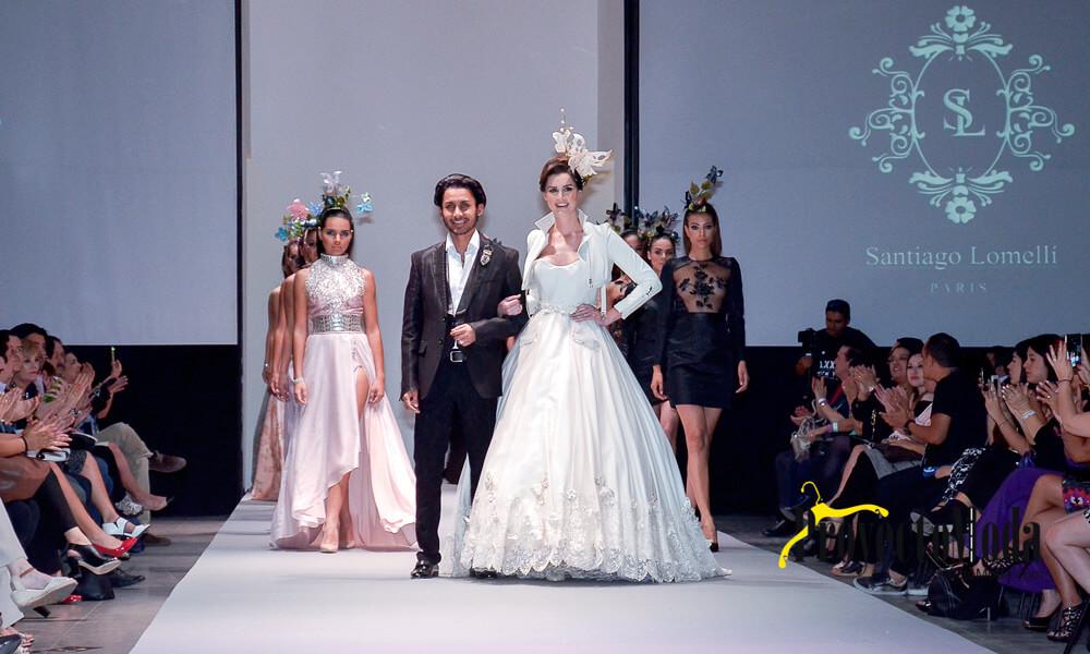 Desfile de Modas de Santiago Lomelli