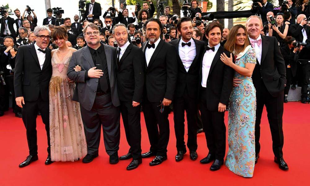 Representantes del cine mexicano en Festival de Cannes