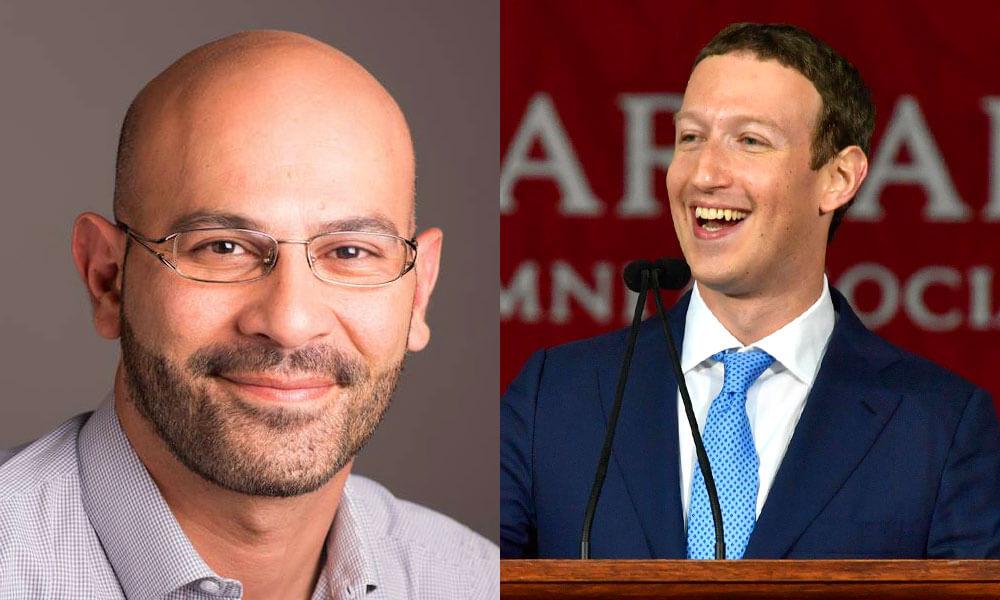 Mark Zuckerberg reconoce a David Razú Aznar en discurso de Harvard