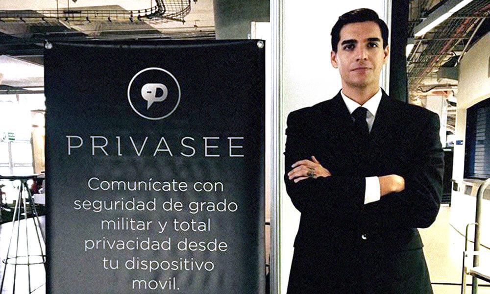 Privasee ofrece mayor seguridad que Whatsapp o Telegram