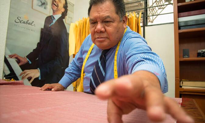 Sastre Gilberto Ortiz
