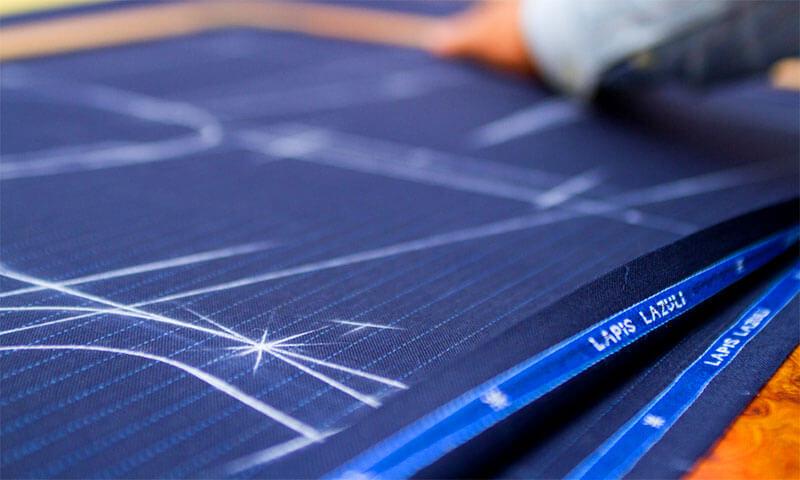 Tela Lapiz Lazuli