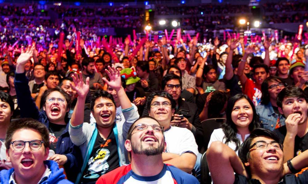 Audiencia de League of Legends