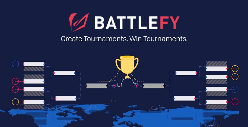 Battley plataforma para torneos eSports