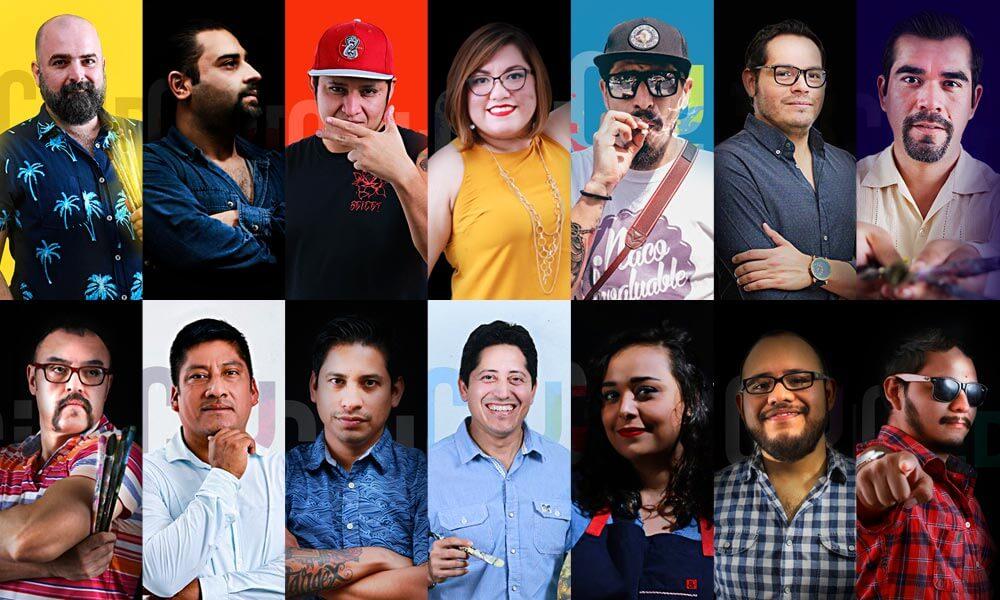 Colectivo mexicano Ciudad de Colores