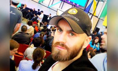 David Montiel, creador de Beelinguap