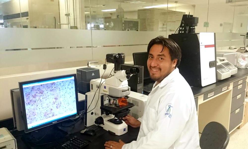 Estudiante Ricardo Sánchez Rodríguez