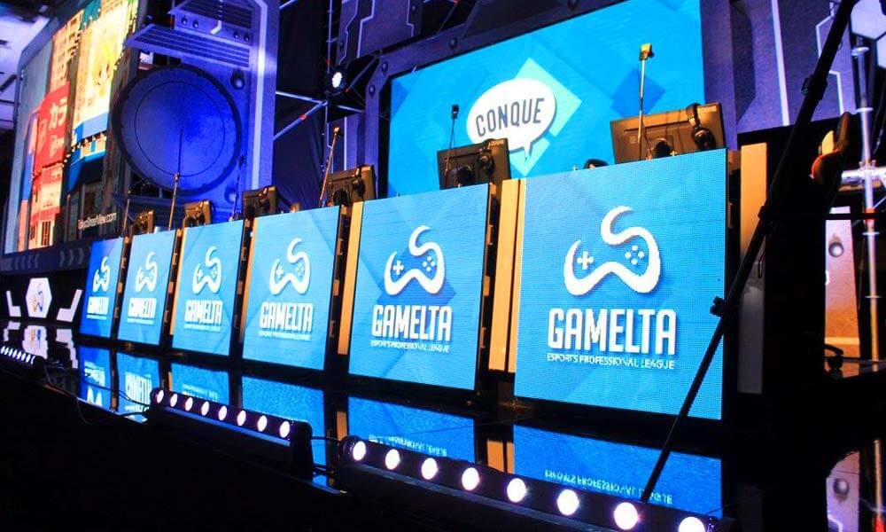 Liga Profesional de eSports Gamelta