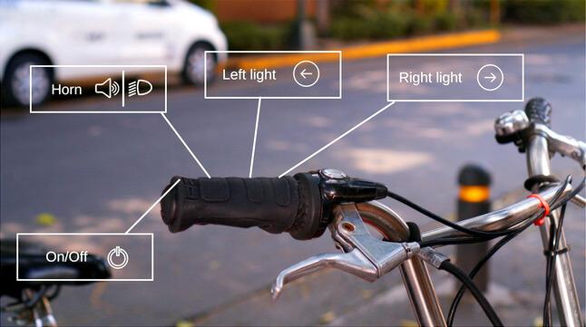 Control Bluetooth de Tuibo