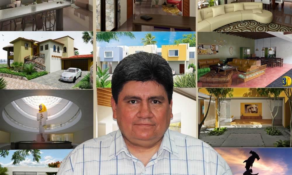 Hugo René García y la empresa 3D Promax