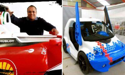 Andrea Go: El Auto Eléctrico Mexicano Más Económico