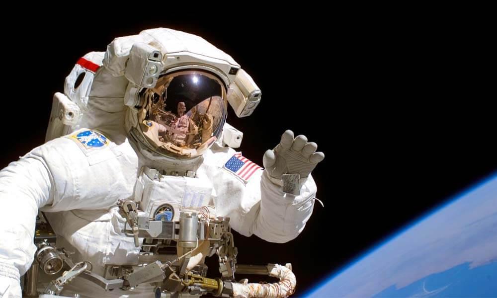 Astronauta de NASA