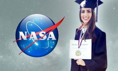 Brenda Natalia Pérez Pérez Realizará Estancia de Investigación Aeromecánica en la NASA
