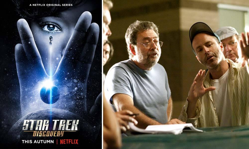 Guillermo Navarro en la nueva imagen de Star Trek: Discovery