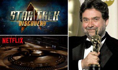 Fotógrafo mexicano Guillermo Navarro diseñó la nueva imagen de la seria Star Trek de Netflix