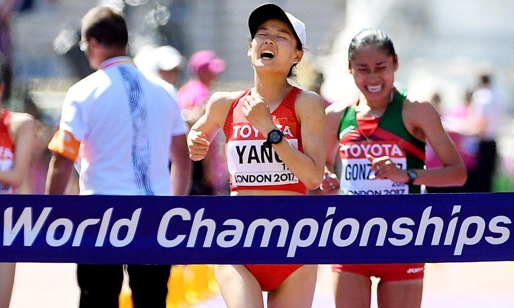Lupita González y Jianyu Yang en cierre dramático