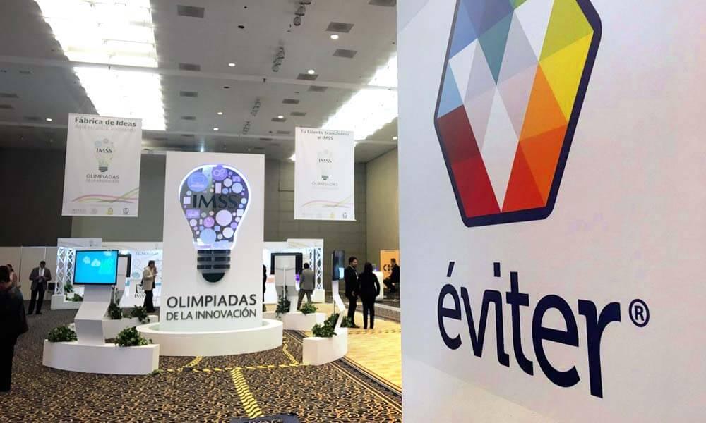 Nbelyax en productos Éviter presentes en Olimpiadas de Innovación
