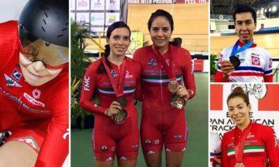 Ciclistas Mexicanos Ganan Medallas en Los Panamericanos Ruta 2017