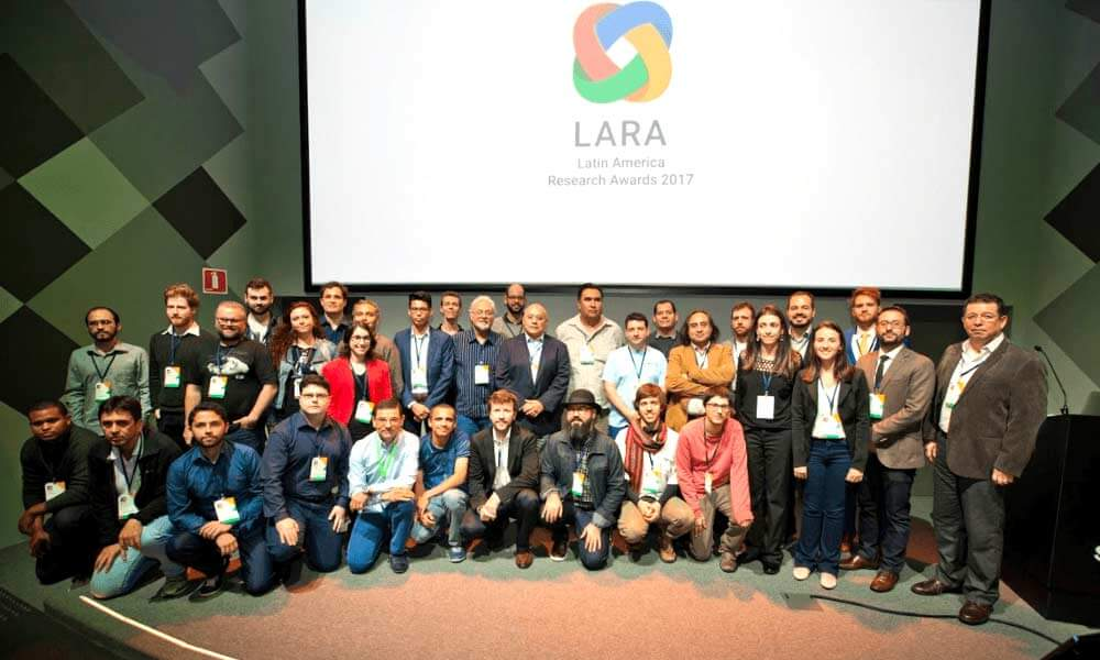 Participantes de LARA Latin America Research Awards