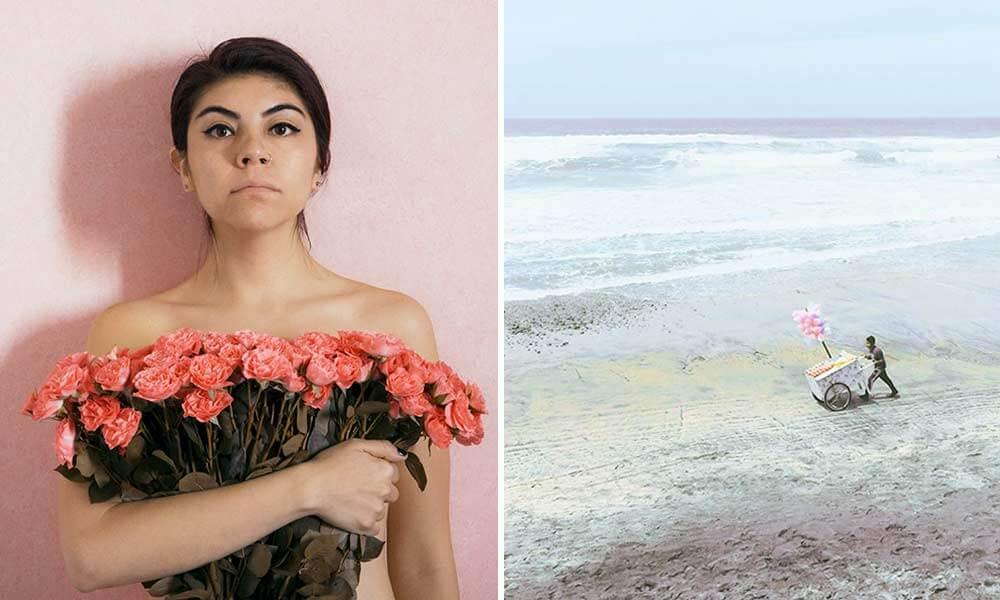 Mexicana Gana Saatchi de Fotografía a la Autoexpresión