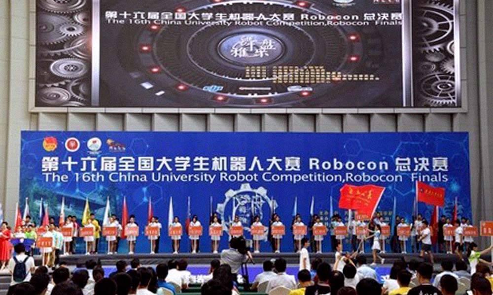 Robocon 17, China