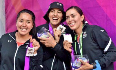 Arqueras Mexicanas Ganan Plata en Mundial de Tiro con Arco