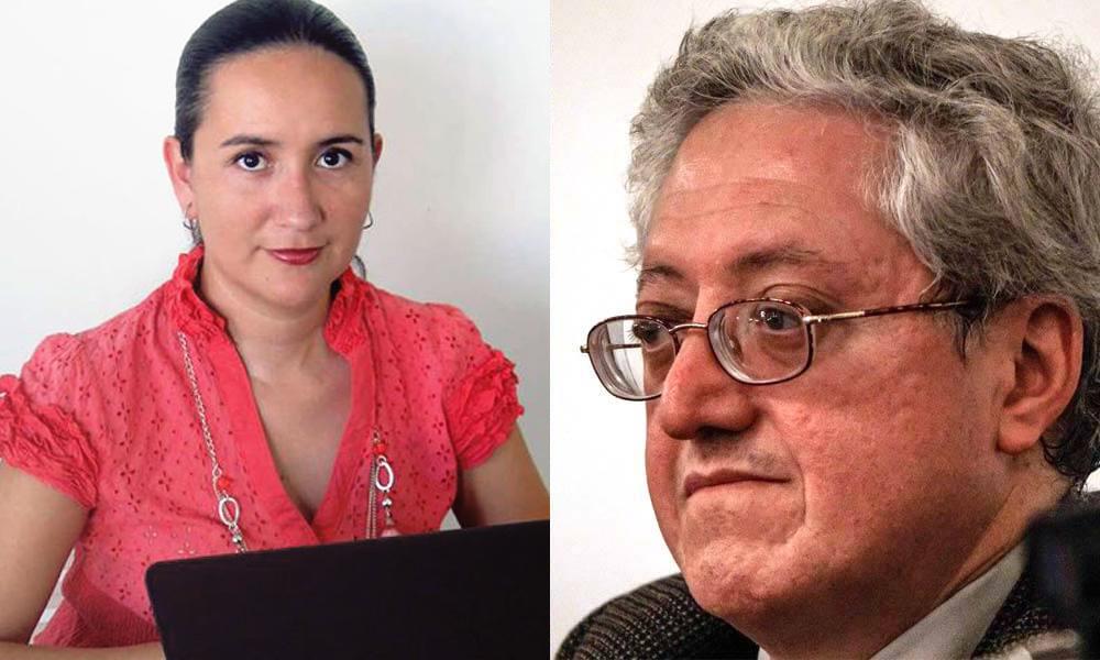 Amada Hernández y José Manuel Recillas, mexicanos ganadores del Certamen Internacional de Poesía 2017 Luis Alberto Ambroggio