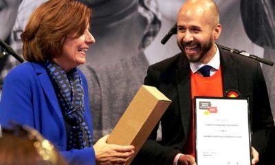 Carlos Fabián Vallejo Huerta, Mexicano Gana Concurso de Ideas para Reunificación de Alemania