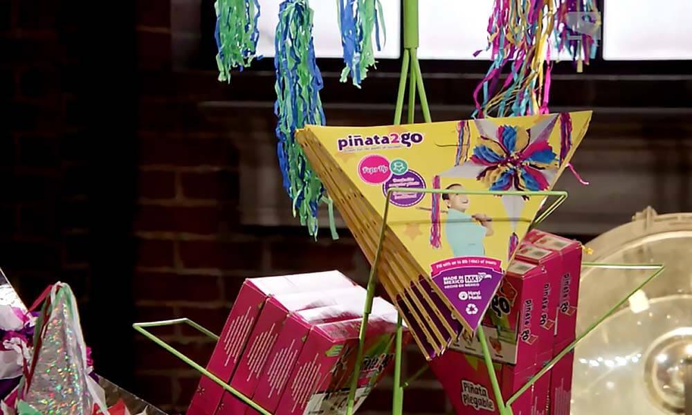 Empaque de Piñata2Go