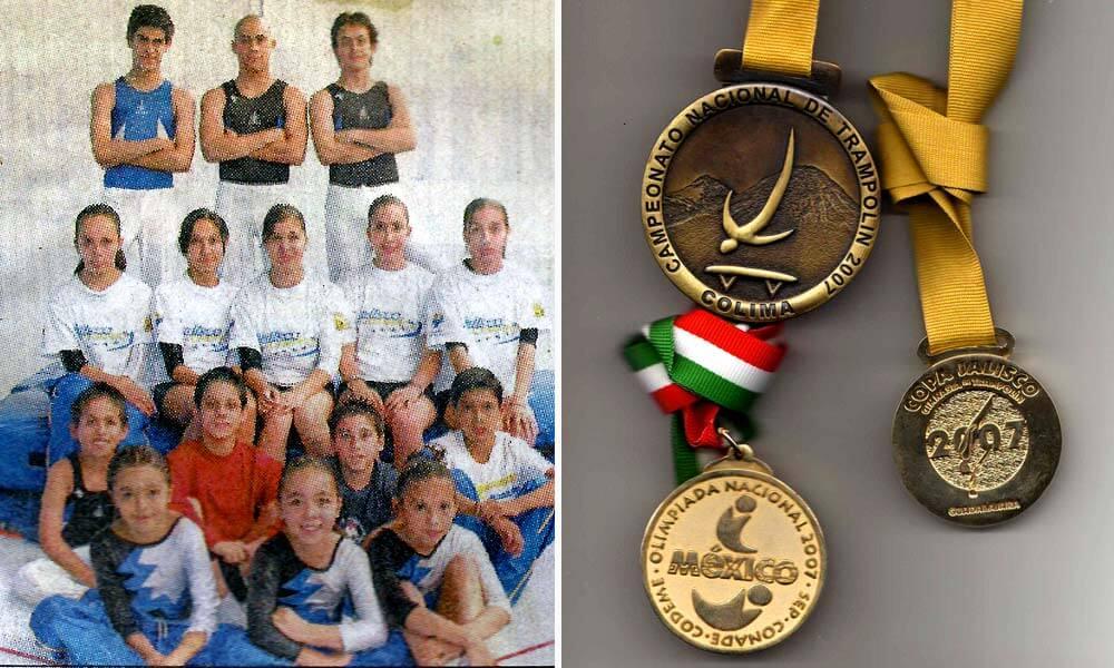 Equipo de gimnasia del Code Jalisco