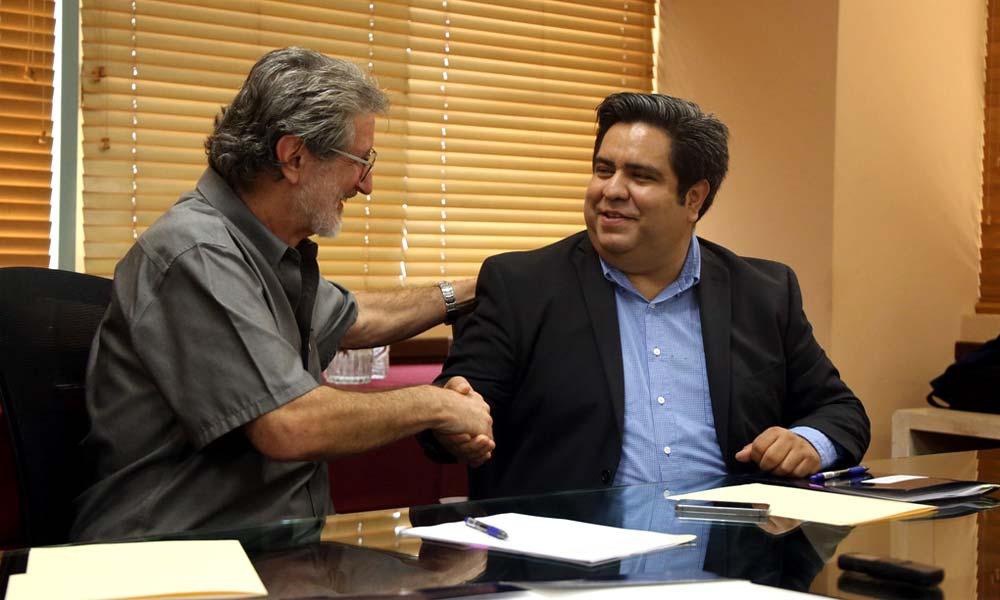 Firma de licenciamiento entre Unima y Cicese