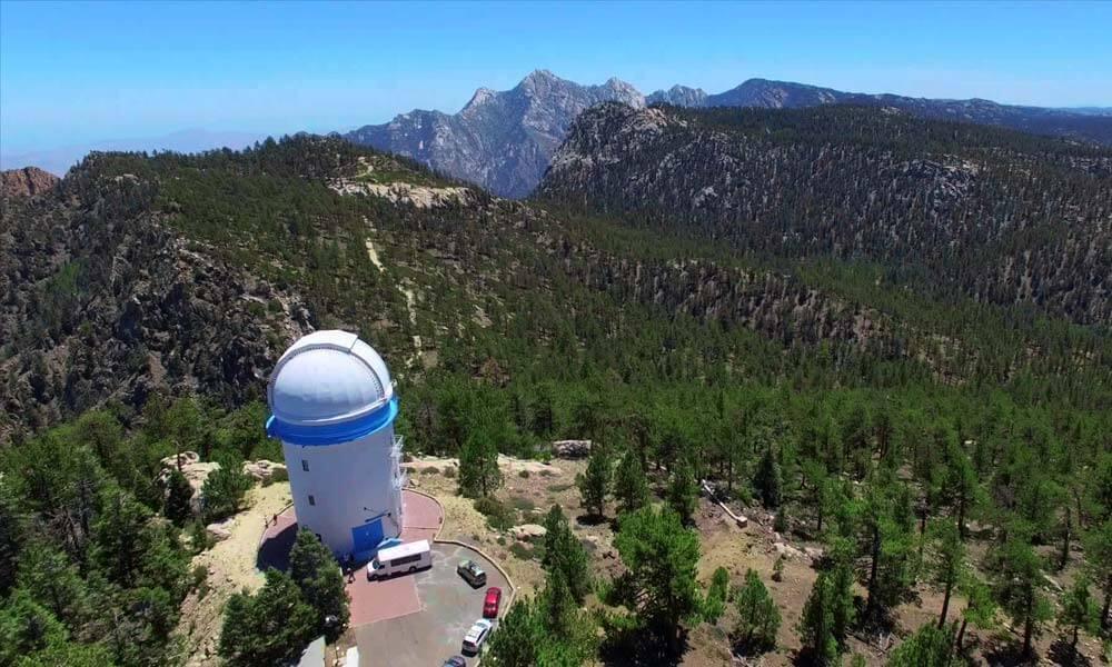 Observatorio Astronómico Nacional en Baja California