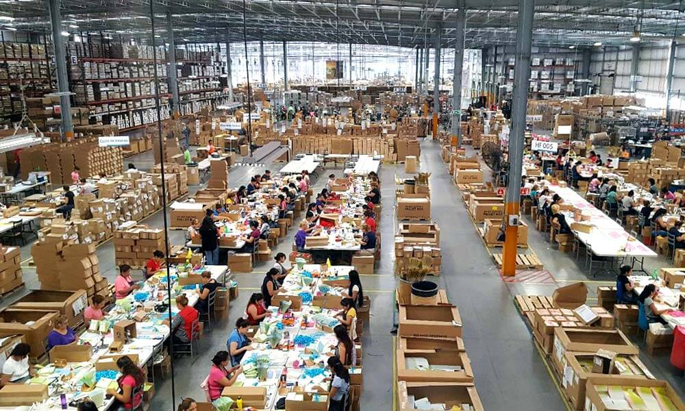Sagui, la fábrica de piñatas más grande a nivel mundial