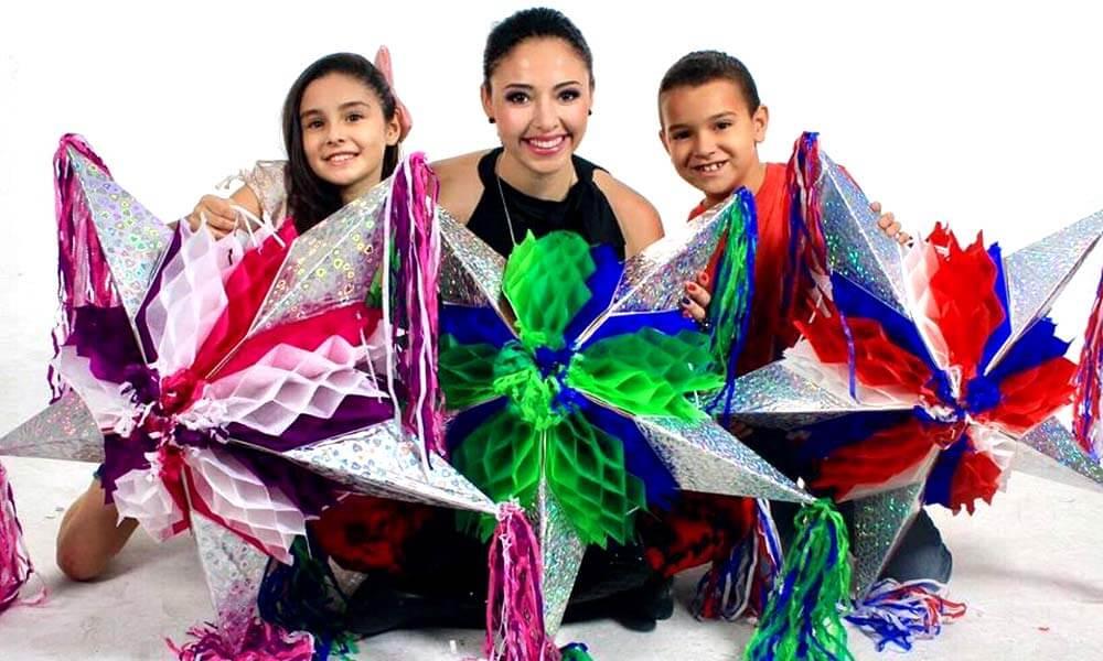 Yanalteh Solís, fundadora de Piñata2Go
