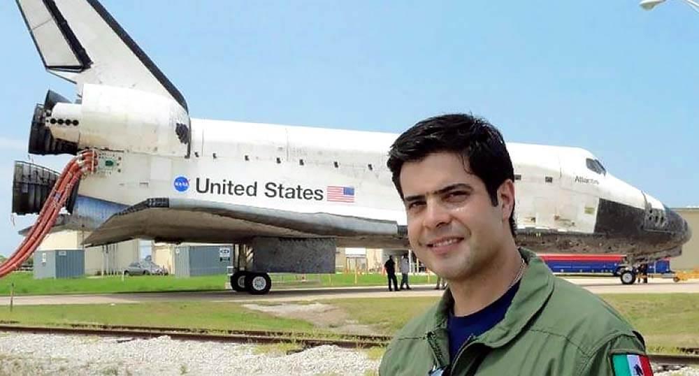 Carlos Salicrup Díaz de León, líder médico de la simulación para colonizar Marte