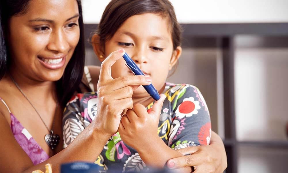 Diabetes tipo 1 en población infantil de México
