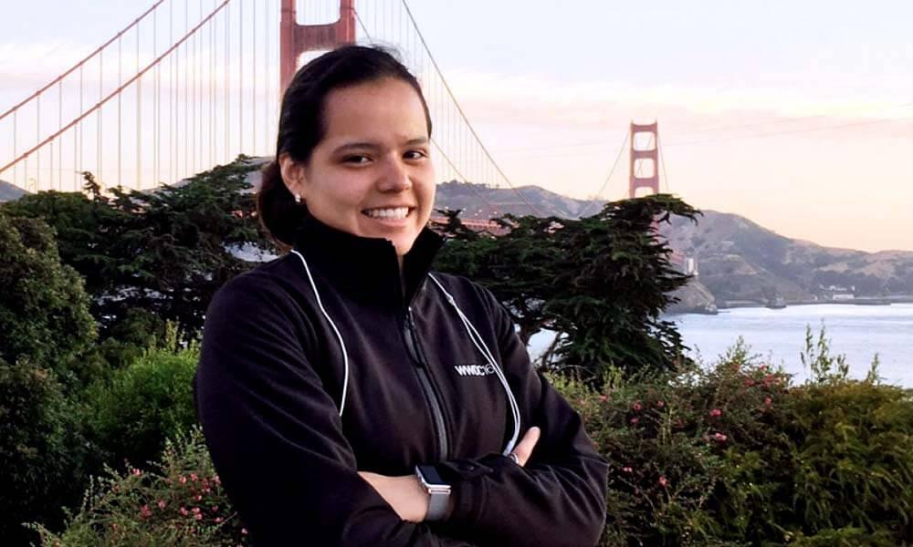 Alejandrina González Reyes en San Francisco, California