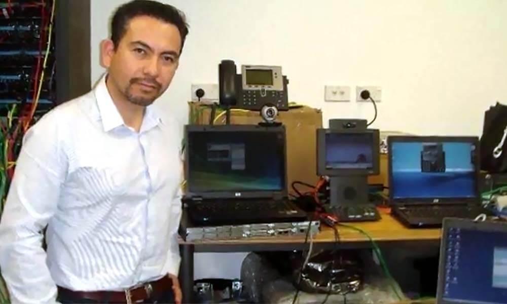 Israel Reyes Gómez en Cisco Systems