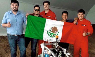 Exitosa Misión de Mexicanos en Simulación para Colonizar Marte