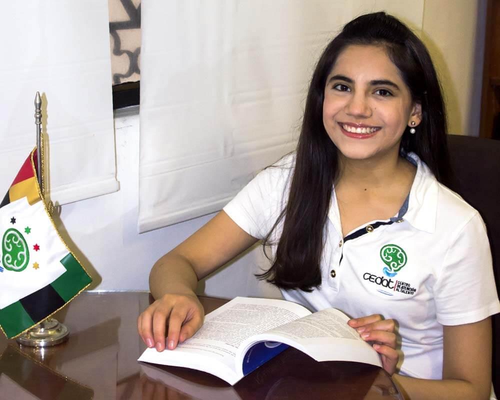 Psicóloga Dafne Almazán Anaya