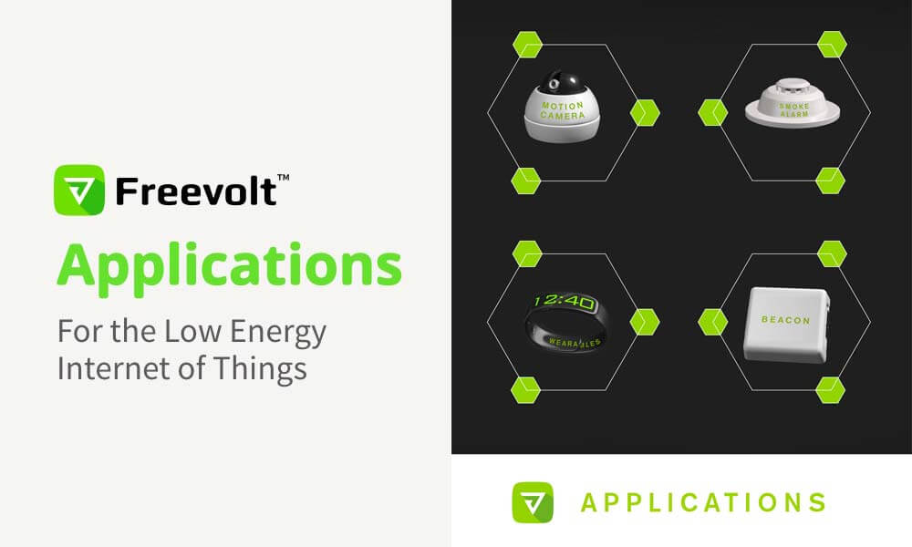 Aplicaciones de Freevolt