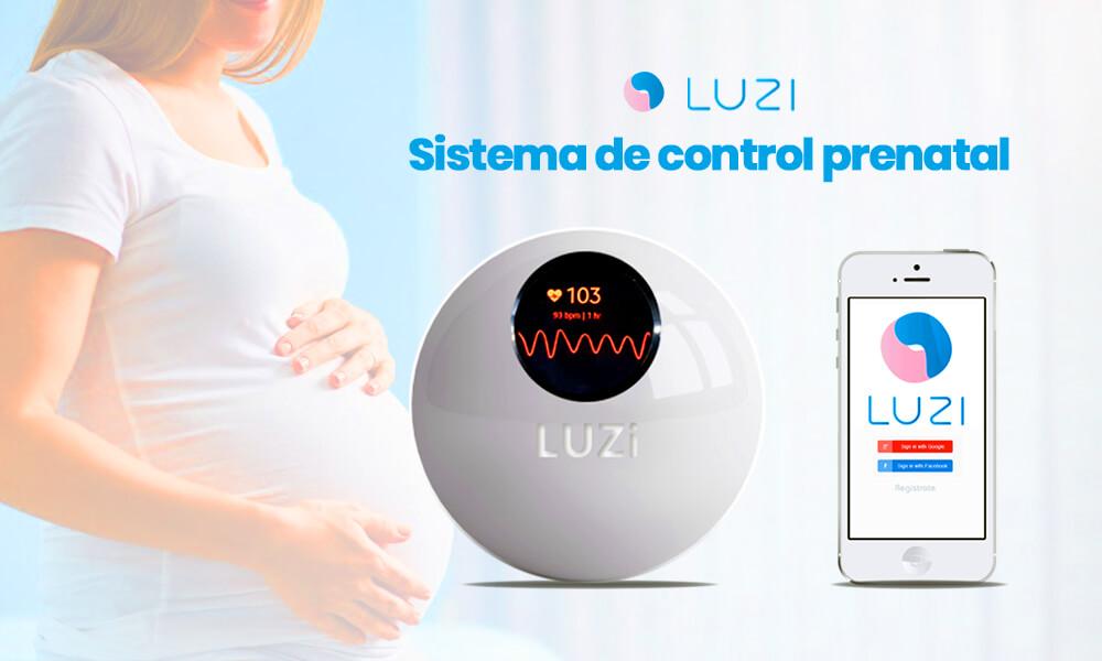 LUZi sistema de control prenatal