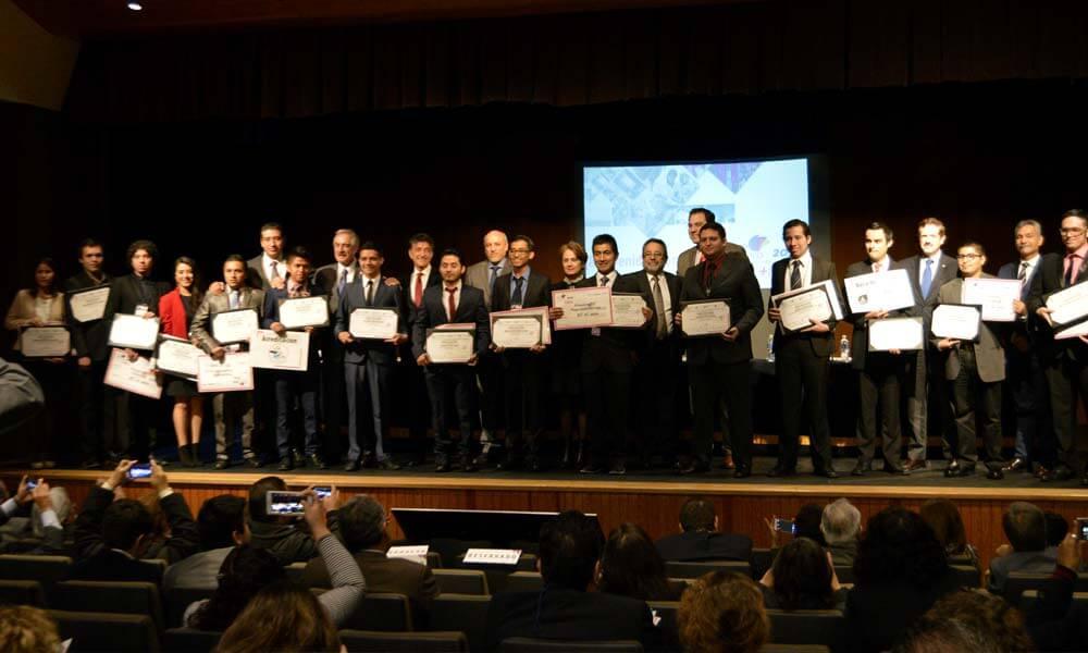 Ceremonia de Premiación Vive ConCiencia 2017