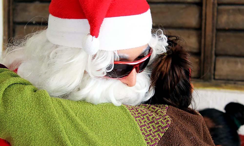 Santa Flav, el Santa Claus Mexicano en Mérida