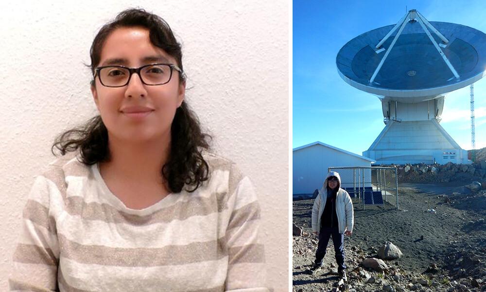 Premio a Mexicana por Medir Distancia entre Astros