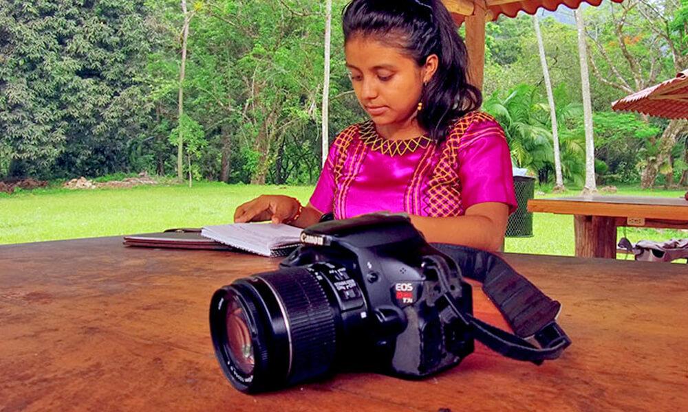 Zapoteca Gana Concurso Internacional Indígena de Fotografía